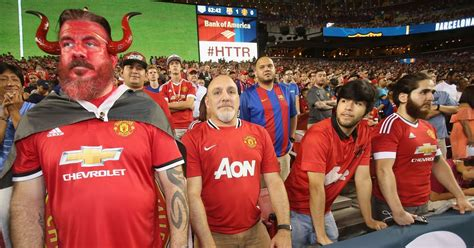 Manchester United Fans manchester united fans hit by hotel price surge ahead of