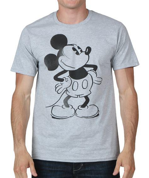 Disney Shirt by Disney Stencil Mickey T Shirt