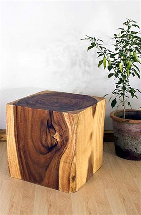amazing woodworking projects amazing wooden cube table more amazing woodworking