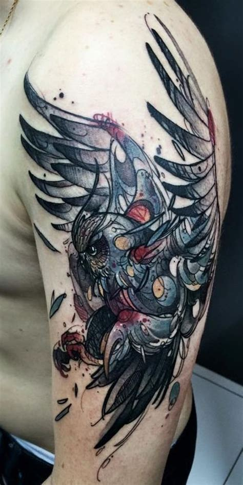55 beste owl tattoos ideen mit bildern 187 tattoosideen com