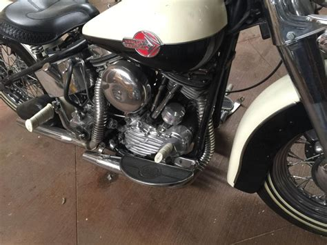 1962 Harley Davidson For Sale by 1962 Harley Davidson Panhead Motorcycles For Sale