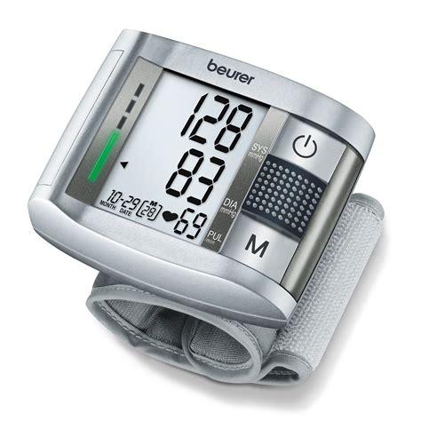 Murah Beurer Bc 32 Tensimeter Digital Wrist Blood Pressure Monitor handgelenk blutdruckmessger 228 t zuverl 228 ssige r 252 ckmeldung bei der handgelenksmessung