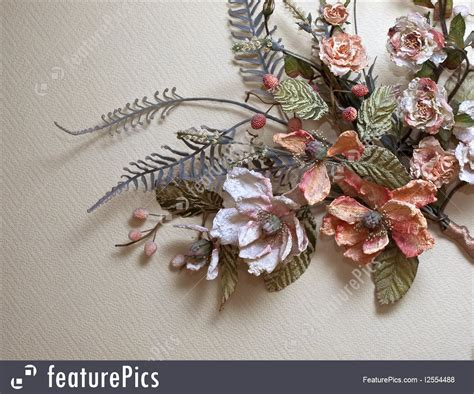 Dry Flowers Decoration For Home by House Decor Dry Flower Home Wall Decoration Stock