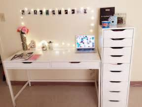 Homework Desks Desk Goals Image 3167930 By Marine21 On Favim Com