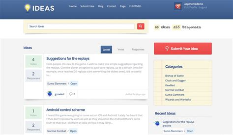 themes application com best wordpress application themes developed by appthemes