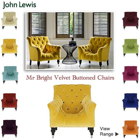 bright armchair bright coloured gold velvet high button back armchairs