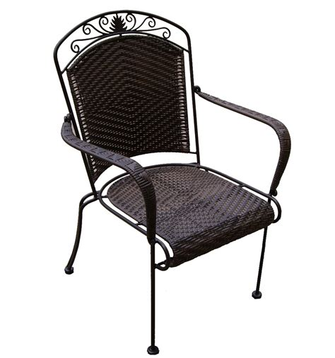 Wrought Iron Chairs » Home Design 2017