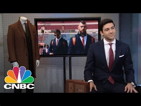 """knot standard"" custom suits 