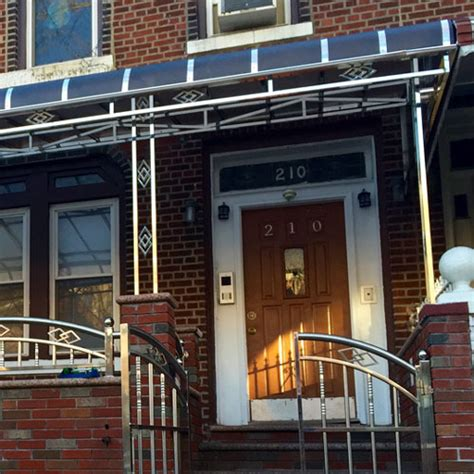stainless steel awnings stainless steel services your dream home improvement llc