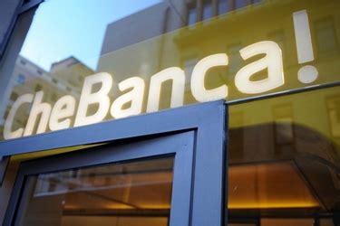 Che Banca Conto Deposito by Chebanca Conto Deposito Banche