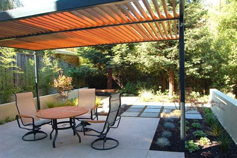 Moderne Zäune Metall by Pergola Design Ideas Modern Pergola Kit Images About