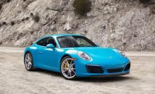 2017 porsche 911 carrera s pdk automatic test | review
