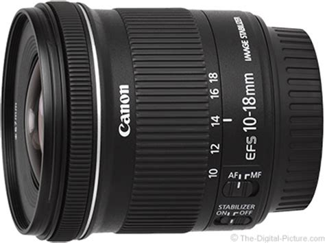 canon ef s 10 18mm f/4.5 5.6 is stm lens review