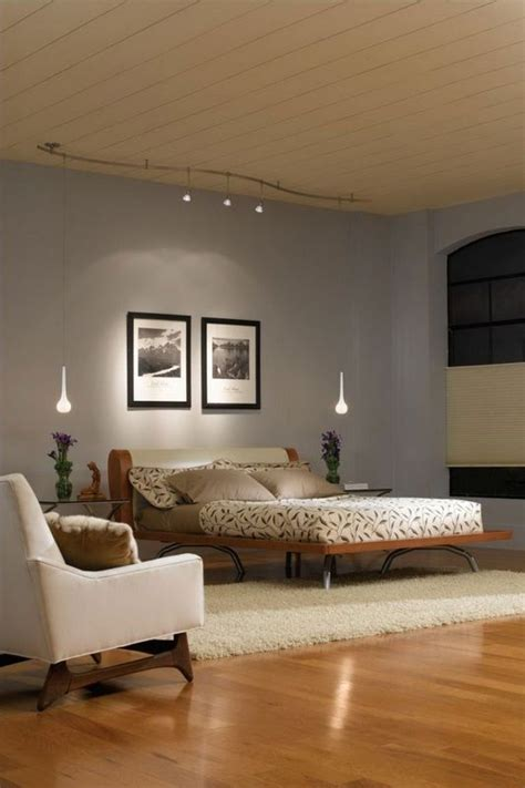 Bedroom Track Lighting Ideas Track Lighting In The Bedroom Myideasbedroom