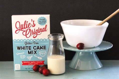 Mixing White Original banana chocolate chip cake gluten free vegan julie s