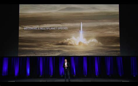 elon musk youtube mars elon musk mars talk how spacex will pay for its big f