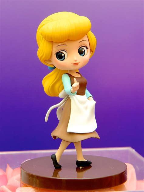 Qposket Disney Princess Cinderella 普段着姿のディズニープリンセス バンプレスト q posket disney characters petit cinderella briar snow white