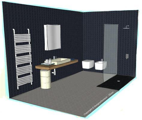 progetti bagno moderno realizzare un bagno moderno e funzionale sotto i 10 mq