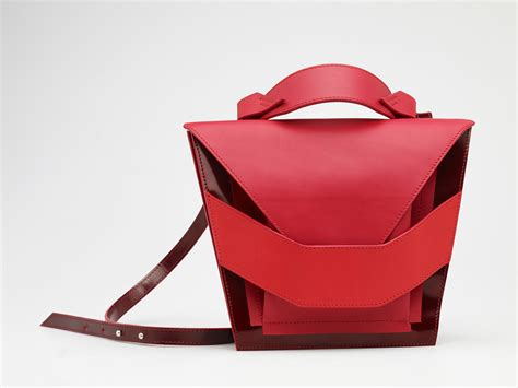 design milk leather linda sieto does it again with undertone leather bags