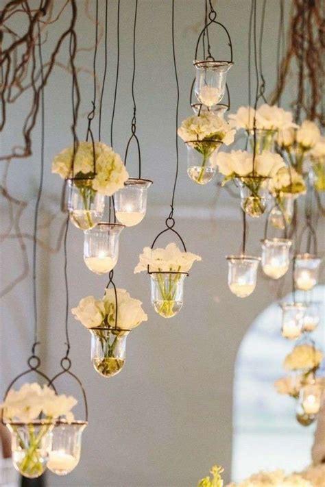 vasi sospesi vasi sospesi fai da te vasi sospesi con fiori bianchi