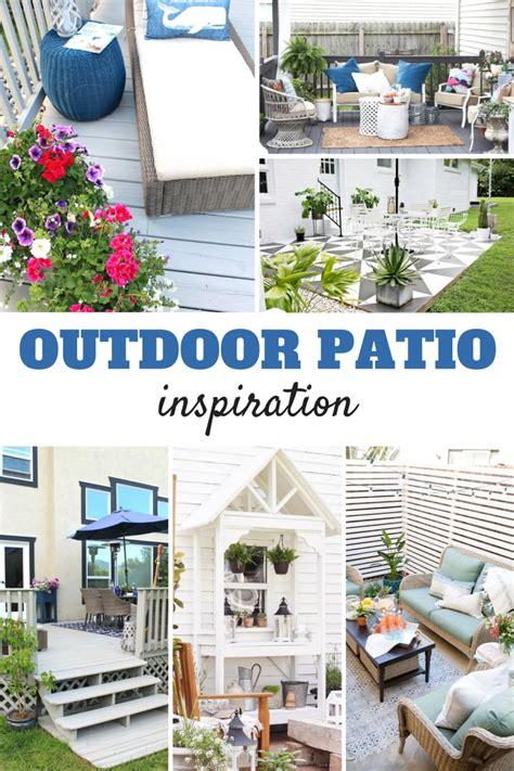 patio inspiration outdoor patio inspiration glamamom