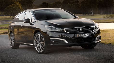 2016 Peugeot 508 Gt Gets New Drive Away Prices New 2 0