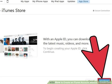 make a itunes account without credit card 3 ways to create an itunes account without a credit card