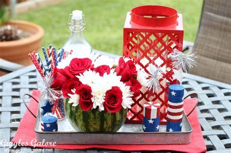 watermelon centerpiece ideas watermelon flower vase