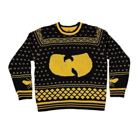wu tang knit sweater wu tang jumper my