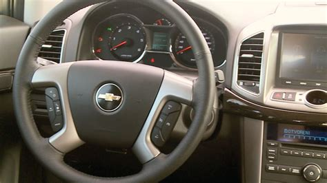 chevrolet captiva interior 2013 chevrolet captiva interior youtube