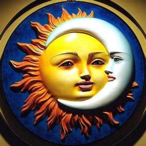 sol luna y estrellas imagui luna y sol imagui