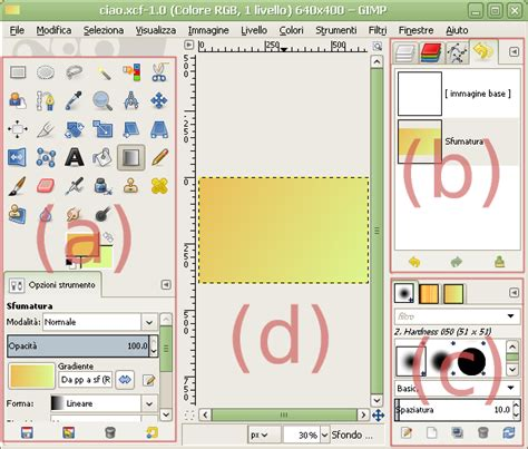 gimp tutorial web design usare gimp in finestra singola tutorials photoshop web