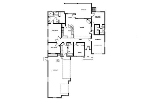 spanish floor plans spanish style kitchen floors spanish style home floor