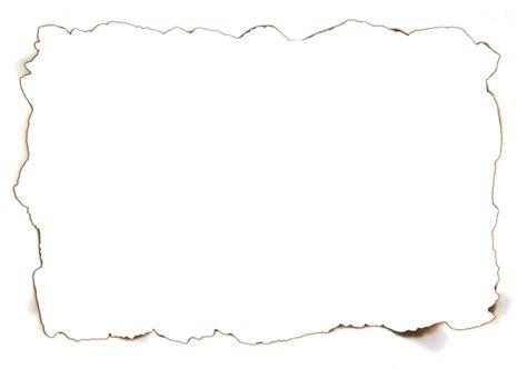 Paper Frame - 5 burned paper frames jpg onlygfx
