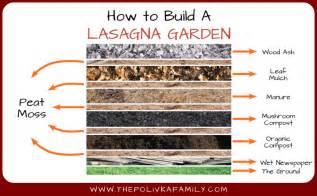 preparing vegetable beds for lasagna gardening