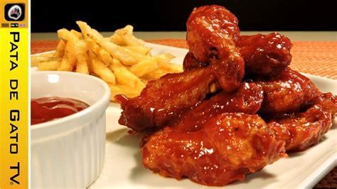 imagenes de hot wings alitas a la barbecue 161 f 225 cil y deliciosas easy and
