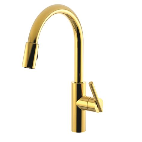 newport brass kitchen faucets newport brass1500 5103 east linear pull down kitchen