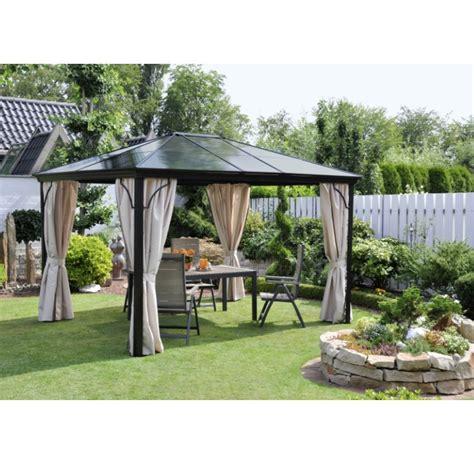 pavillon stabil wetterfest profi pavillon festzelt partyzelt leco garten terrasse