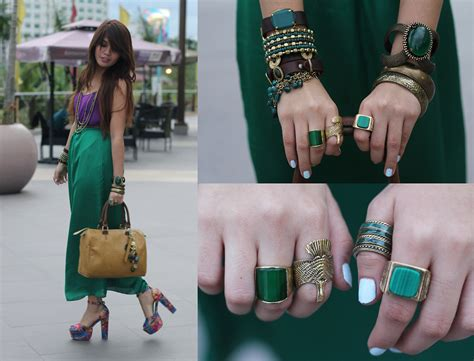 Kr6 Maxi Savirna Green cheyser pedregosa parfois green acessories parfois rings sabrina emerald green maxi skirt