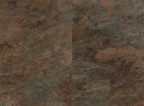 COREtec Plus Tile River Slate 8 mm Waterproof Vinyl Floor