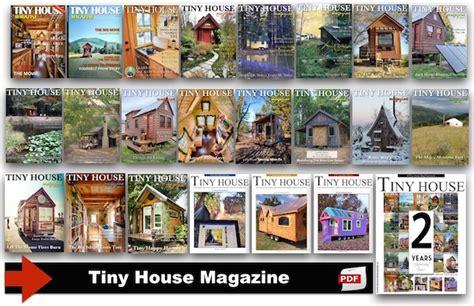tiny house magazine subscribe tiny house magazine