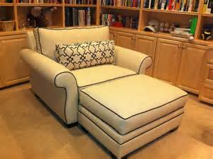 Big Comfy Chair And Ottoman Republic Chair And A Half And Ottoman Traditional Armchairs And Accent Chairs Los Angeles