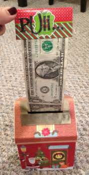 cute way to give money as a gift arts and crafts