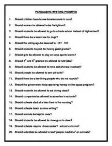 Writing A Persuasive Essay Middle School by Best 20 Opinion Writing Prompts Ideas On