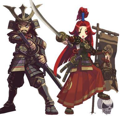 gear design helm baek dong su samurai gear design set lostsaga lost saga group