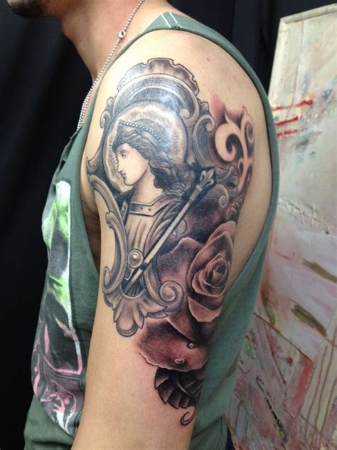 quarter sleeve tattoos designs 60 most amazing half sleeve designs