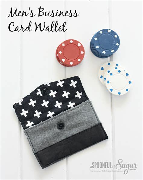 Business Card Mens