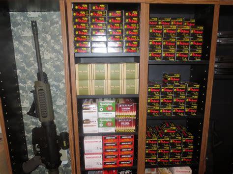 ammo storage diy gun ammo display for under 20 youtube