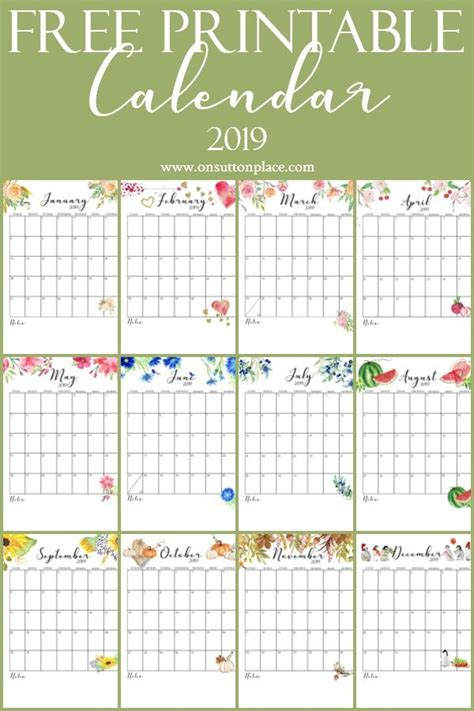 printable calendar  monthly calendar  printable calendar calendar custom calendar