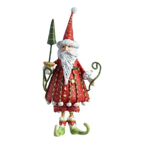 patience brewster ornaments patience brewster mini dashing santa ornament bloomingdale s